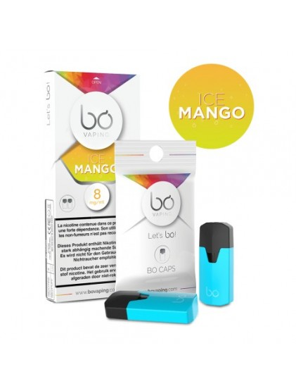 BŌ Caps - Ice Mango