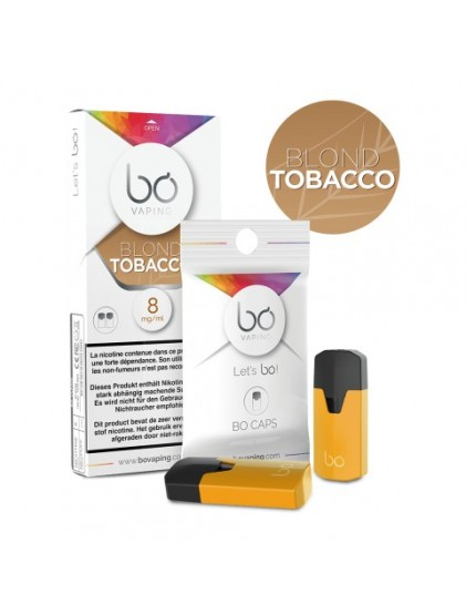 BŌ Caps - Blond Tobacco