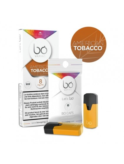 BŌ Caps - American Tobacco