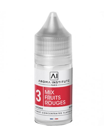 Arôme mix fruits rouges / AROMA INSTITUT
