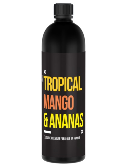 Tropical Manguo Ananas / REMIX JET