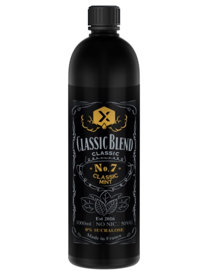 Classic blend Mint 7 / REMIX JET