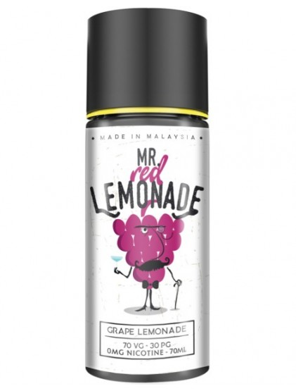 Mr RED LEMONADE eliquide